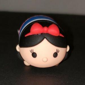 NWT Disney Tsum Tsum Series 3 Snow White Keyring
